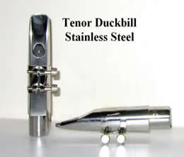 duckbill stainless steel